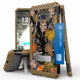 Samsung Galaxy S8+ Beyond Cell Tri Shield Case - Hunter Camo