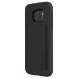 Samsung Galaxy S7 Edge Incipio Stowaway Case - Black/Black