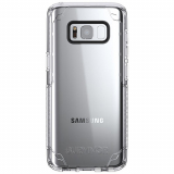 Samsung Galaxy S8 Griffin Survivor Strong Series Case - Clear/Clear