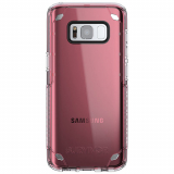 Samsung Galaxy S8+ Griffin Survivor Strong Series Case - Pink Tint