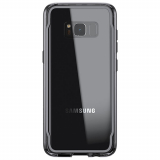Samsung Galaxy S8+ Griffin Survivor Clear Series Case - Clear/Arctic Gray