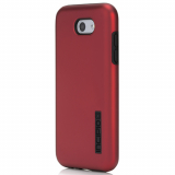 Samsung Galaxy J3 2017 Incipio DualPro Series Case - Iridescent Red/ Black