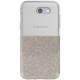 Samsung Galaxy J3 2017 Incipio Design Classic Series Case - Dipped Multi-Glitter