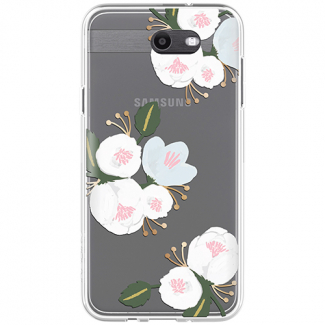 Samsung Galaxy J7 2017 Incipio Design Glam Series Case - Cool Blossom