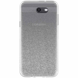 Samsung Galaxy J7 2017 Incipio Design Glam Series Case - Silver Sparkler