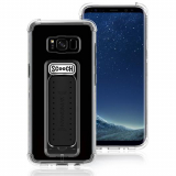 Samsung Galaxy S8 Scooch Wingman Series Case - Clear