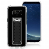 Samsung Galaxy S8+ Scooch Wingman Series Case - Clear