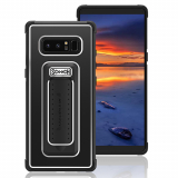 Samsung Galaxy Note 8 ScoocH Wingman Series Case - Black