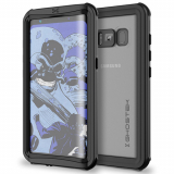 Samsung Galaxy S8+ Ghostek Nautical Series Waterproof Case - Black
