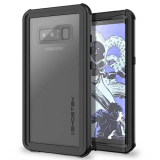 Samsung Galaxy Note 8 Ghostek Nautical 2 Series Waterproof Case - Black