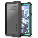 Samsung Galaxy Note 8 Ghostek Nautical 2 Series Waterproof Case - Teal