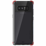 **NEW**Samsung Galaxy Note 8 Ghostek Covert 2 Series Case - Red