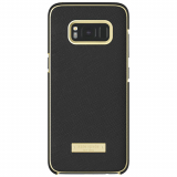 Samsung Galaxy S8 Kate Spade New York Wrap Case - Black Saffiano