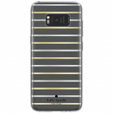 Samsung Galaxy S8+ Kate Spade New York Protective Hardshell Case - Surprise Stripe