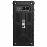 Samsung Galaxy Note 8 Urban Armor Gear Monarch Case (UAG) - Black (Matte)
