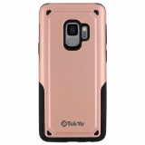 Samsung Galaxy S9 TekYa Lynx Series Case - Rose Gold/Black