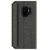 Samsung Galaxy S9 Incipio Esquire Folio Series Case - Gray