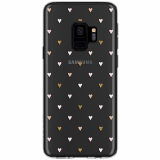 Samsung Galaxy S9 Incipio Design Classic Series Case (Spring 2018) - Tiny Hearts