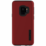 Samsung Galaxy S9 Incipio DualPro Series Case - Iridescent Red/Black