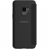 Samsung Galaxy S9 Incipio NGP Folio Series Case - Smoke/Black