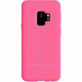 Samsung Galaxy S9 Incipio NGP Advanced Series Case - Electric Pink