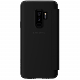 Samsung Galaxy S9+ Incipio NGP Folio Series Case - Smoke/Black