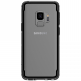 Samsung Galaxy S9 Griffin Survivor Clear Series Case - Black/Smoke/Clear