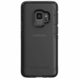 Samsung Galaxy S9 Griffin Tint Survivor Strong Series Case - Clear