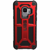 Samsung Galaxy S9 Urban Armor Gear Monarch Case (UAG) - Crimson