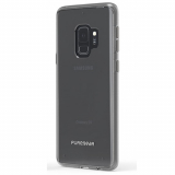 Samsung Galaxy S9 PureGear Slim Shell Case - Clear/Clear