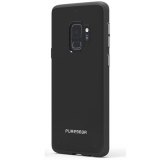 Samsung Galaxy S9 PureGear Slim Shell Case - Black/Black