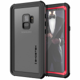 Samsung Galaxy S9 Ghostek Nautical Series Waterproof Case - Red