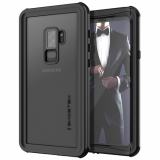 Samsung Galaxy S9+ Ghostek Nautical Series Waterproof Case - Black
