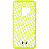 Samsung Galaxy S9 Under Armour UA Protect Inner Strength Series Case - Quirky Lime/Clear