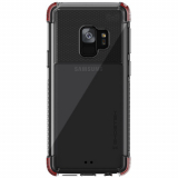 Samsung Galaxy S9 Ghostek Covert 2 Series Case - Red