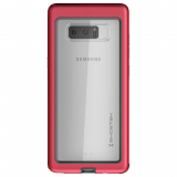 Samsung Galaxy Note 8 Ghostek Atomic Slim Series Case - Red