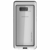 Samsung Galaxy Note 8 Ghostek Atomic Slim Series Case - Silver