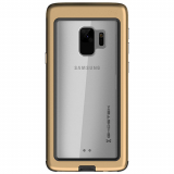 Samsung Galaxy S9 Ghostek Atomic Slim Series Case - Gold