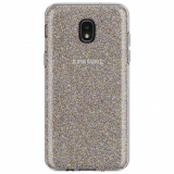 **NEW**Samsung Galaxy J3 2018 Incipio Design Classic Series Case - Multi Glitter