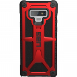 Samsung Galaxy Note 9 Urban Armor Gear Monarch Series Case (UAG) - Crimson