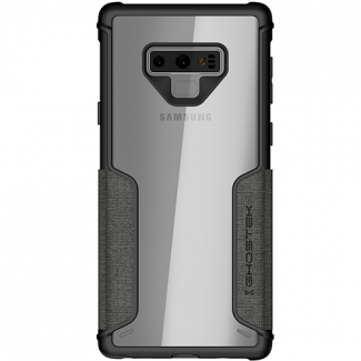 lowest price 3027d d365e Samsung Galaxy Note 9 Ghostek Exec 3 Series Case - Grey | SAMCS17494 ...