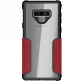 Samsung Galaxy Note 9 Ghostek Exec 3 Series Case - Red