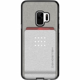 Samsung Galaxy S9 Ghostek Exec 2 Series Case - Silver