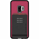 Samsung Galaxy S9 Ghostek Exec 2 Series Case - Red