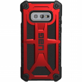 **NEW**Samsung Galaxy S10e Urban Armor Gear Monarch Case (UAG) - Crimson