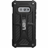 **NEW**Samsung Galaxy S10e Urban Armor Gear Monarch Case (UAG) - Carbon Fiber
