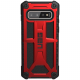 **NEW**Samsung Galaxy S10 Urban Armor Gear Monarch Case (UAG) - Crimson