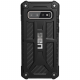 **NEW**Samsung Galaxy S10 Urban Armor Gear Monarch Case (UAG) - Carbon Fiber