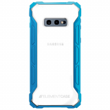 Samsung Galaxy S10e Element Case Rally Series Case - Blue/Clear
