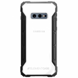 Samsung Galaxy S10e Element Case Rally Series Case - Black/Clear